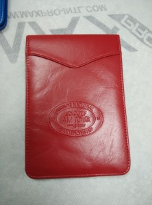 Golf scorecard holder (1)